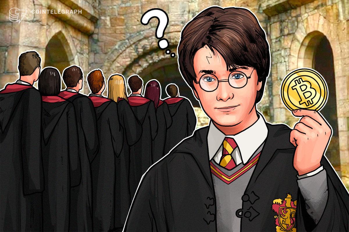 Autorka Harry Potter a Bitcoin. Odpovedal aj Eleon Musk