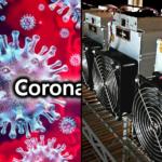 Ťažiari kryptomien pomáhajú nájsť vakcínu na Corona-Vírus COVID-19