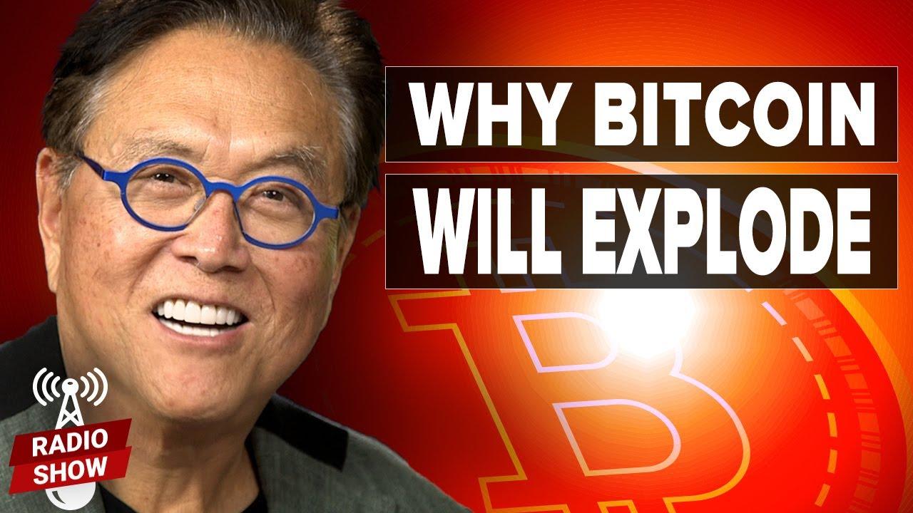 Bohaty otec R. Kiyosaki predpovedá Bitcoin na 100 000 - Preco explodu