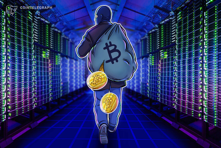 4-te výročie 12 miliónového hackerského útoku je tu. A ukradnuté mince sa pohli ..