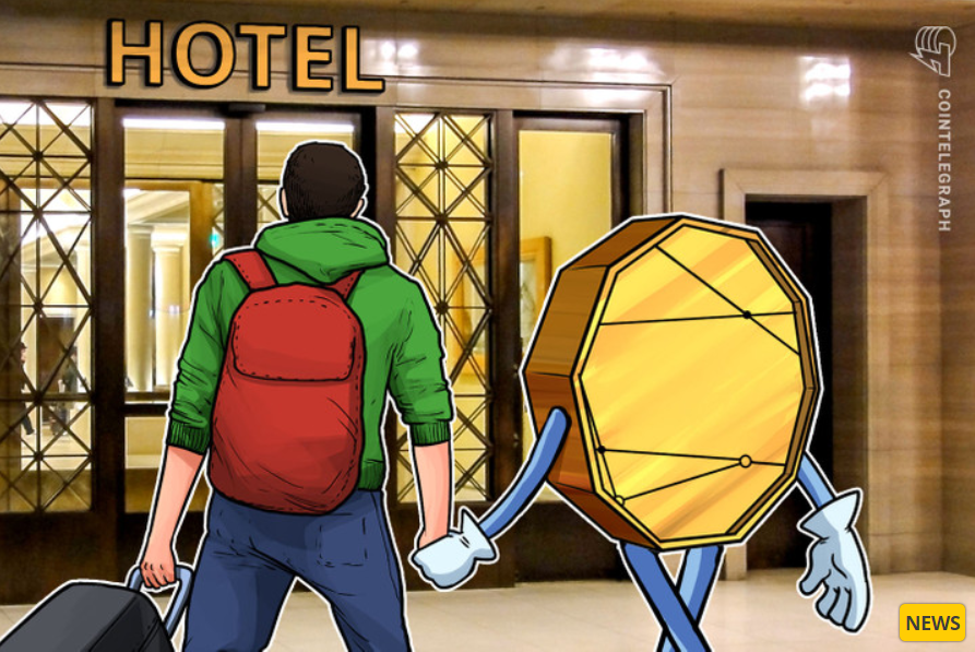 Travala - cestovná aplikácia na booking hotelov združuje už 2,5 milióna hotelov po svete.