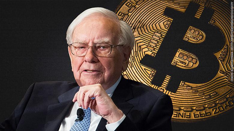 Warren Buffett už čoskoro začne skupovať Bitcoiny