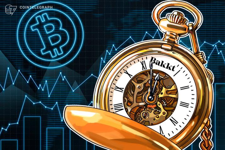 Nový rekord: Objem obchodovania Bitcoin futures kontraktov na burze Bakkt prekonal historické maximum o 36%.