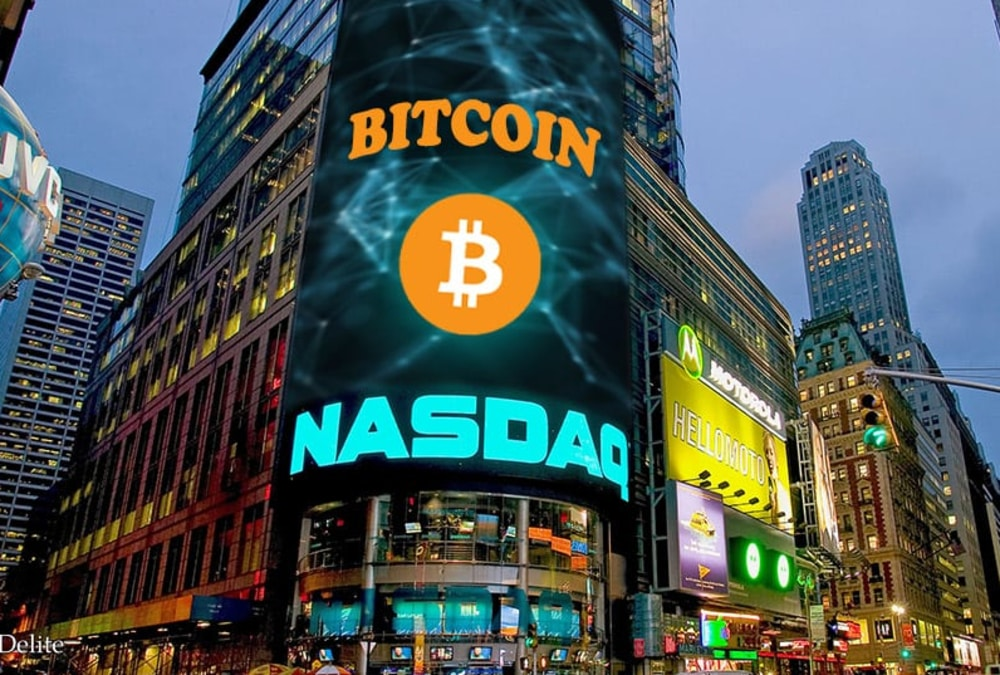 Burza Nasdaq v spolupráci s Brazílskym fondom spúštajú prvé Bitcoinové ETF na svete. Wau