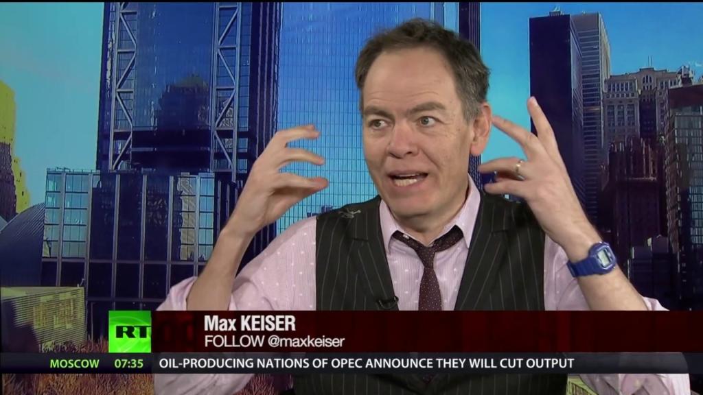 Max Keiser predpovedá Bitcoin na 400 000 USD