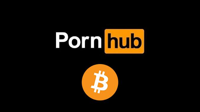 Pornhub zavádza platby v Bitcoine a Litecoine