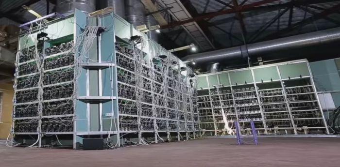 Nové MEGA-datacentrum na ťažbu na Sibíri. Vytvorí až 100 pracovných miest.