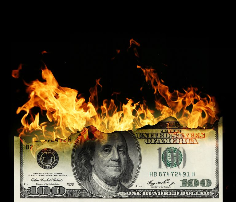 Koniec papierovým peniazom - FED, ECB, MMF, Čína ... vlastné kryptomeny a koniec paperovým peniazom