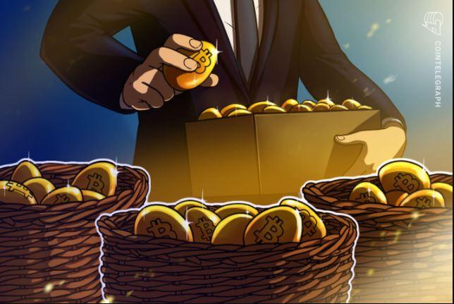 Čo je za týmto náhlym rastom Bitcoinu z 11 na 16 000 USD? Čierne na bielom.