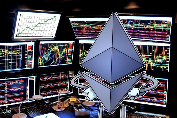 Keď Ethereum prekoná túto hranicu, čaká nás parabolická ralley