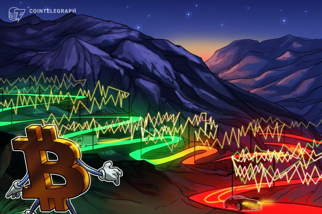 Cena Bitcoinu klesá pod 30,000 USD.
