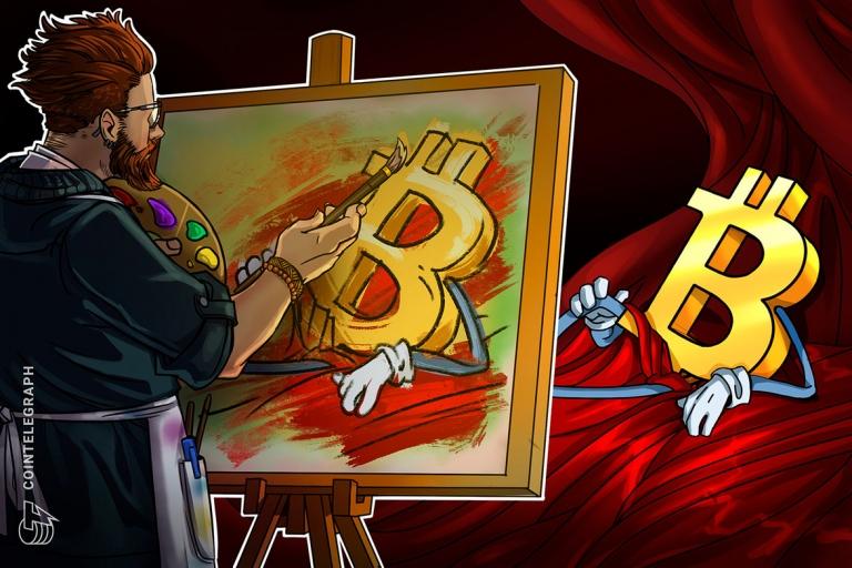 Spoločnosť-Cointelegraph-si-pripomína-exkluzívne-NFT-bitcoiny-ktoré-dosiahli-50-000-dolárov.-768x512
