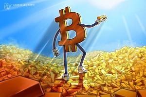 "Bitcoin je ""lepší ako zlato""."