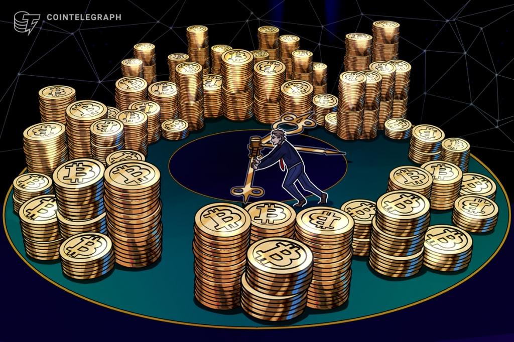 """Dlhodobí investori sú v móde, pričom 95% obchodov s bitcoinmi zahŕňa """"mladé mince""""."""