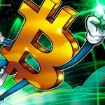 Bitcoin zasiahol 61 000USD.
